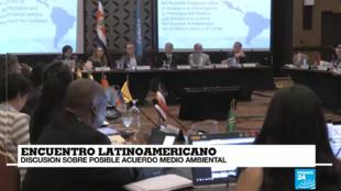 24 países de América Latina y el Caribe intentan establecer un documento aplicación de derechos de acceso en asuntos ambientales
