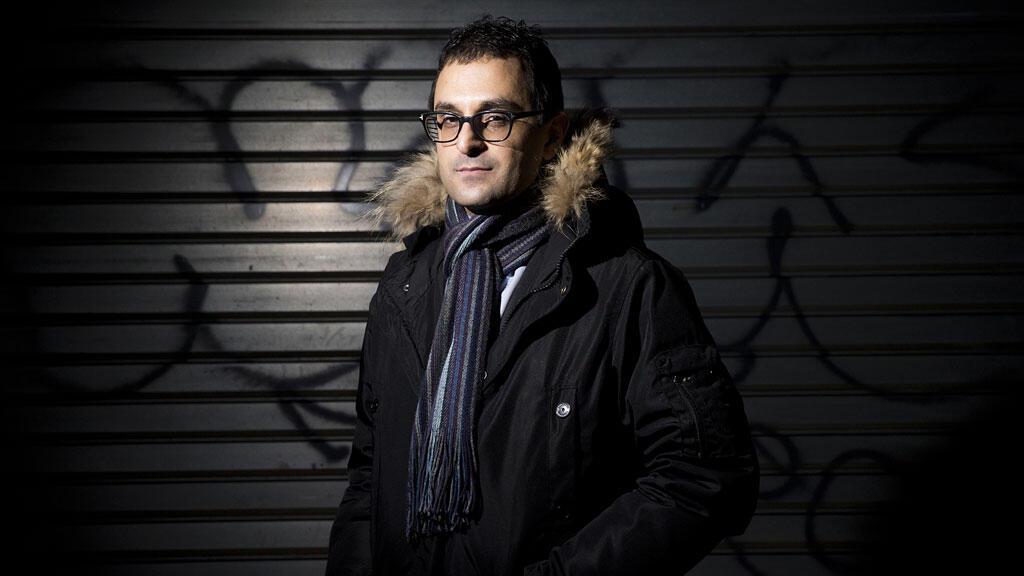 Arash Derambarsh, le 26 janvier 2015.