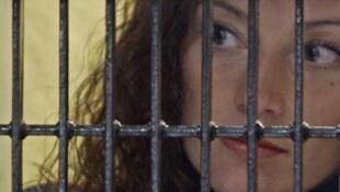 Florence Cassez, emprisonnée depuis 2005