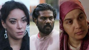 """La Marocaine Loubna Abidar (""""Much Loved""""), le Sri-Lankais Antonythasan Jesuthasan (""""Dheepan"""") et l'Algérienne Soria Zeroual (""""Fatima"""") ont été nommés aux César."""