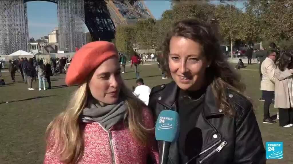 2021-10-25 10:13 Tourists return to Paris: Tourism recovers steadily in the city of lights