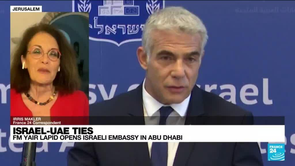 2021-06-29 18:33 Emirates visit: Israel's new ties with the Arab world