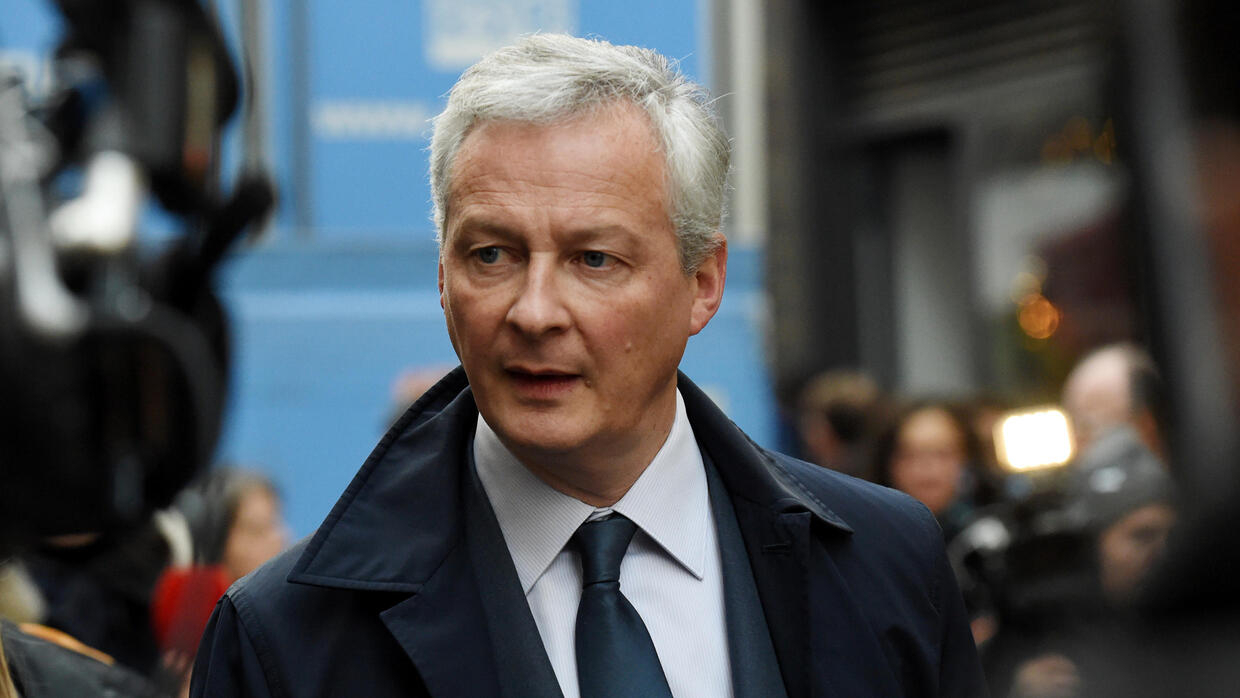 """Alessandro Lequio Porn best of - bruno le maire: """"retirement is so sad, you have to"""