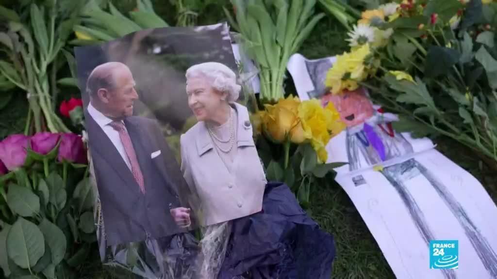 2021-04-10 14:31 Reino Unido rinde tributo al príncipe Felipe, fallecido a los 99 años
