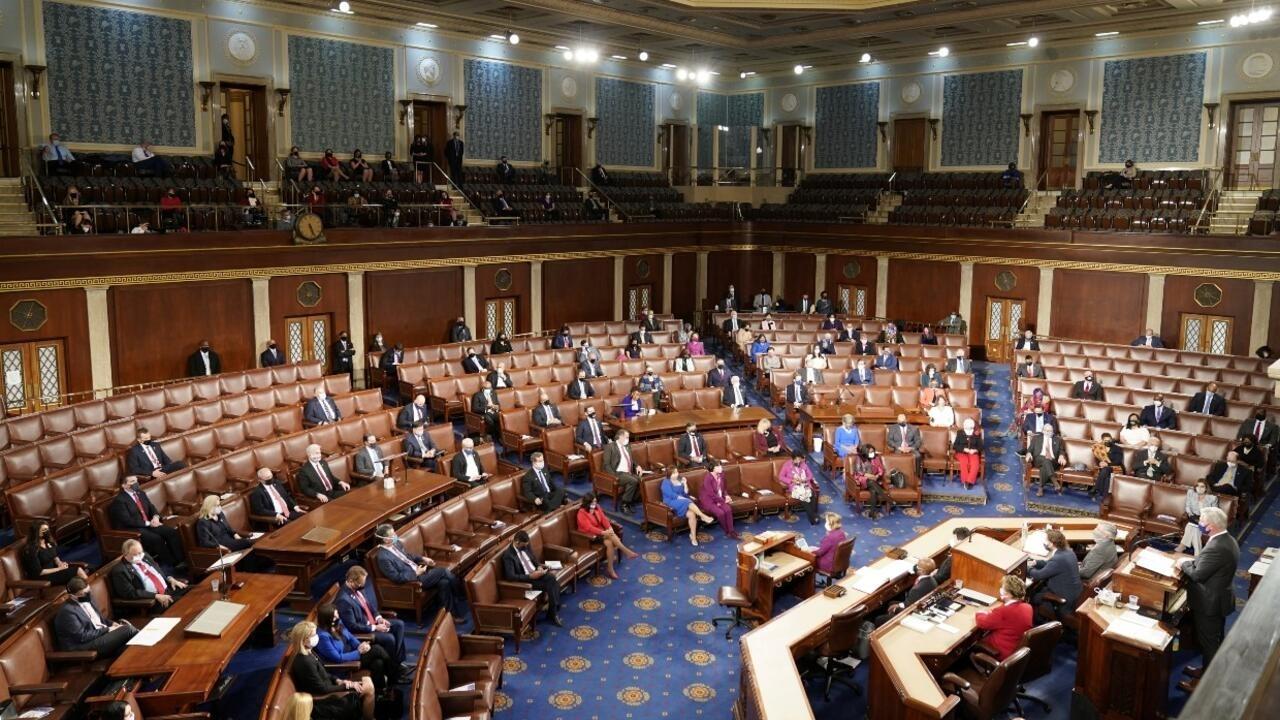 EE. UU. inauguró el nuevo Congreso: ¿qué le espera al Gobierno de Joe Biden?