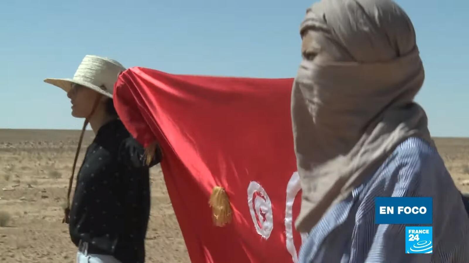 En Foco mujeres Túnez
