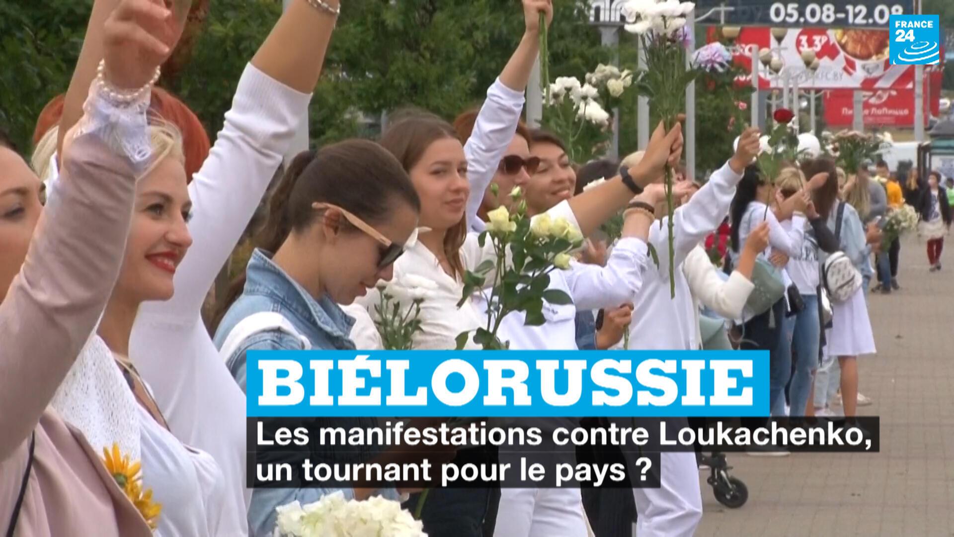Depuis mai 2020, la Biélorussie vit au rythme des manifestations contre son président Alexandre Loukachenko.