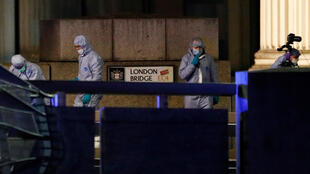 London Bridge police forensics attack knife terrorist