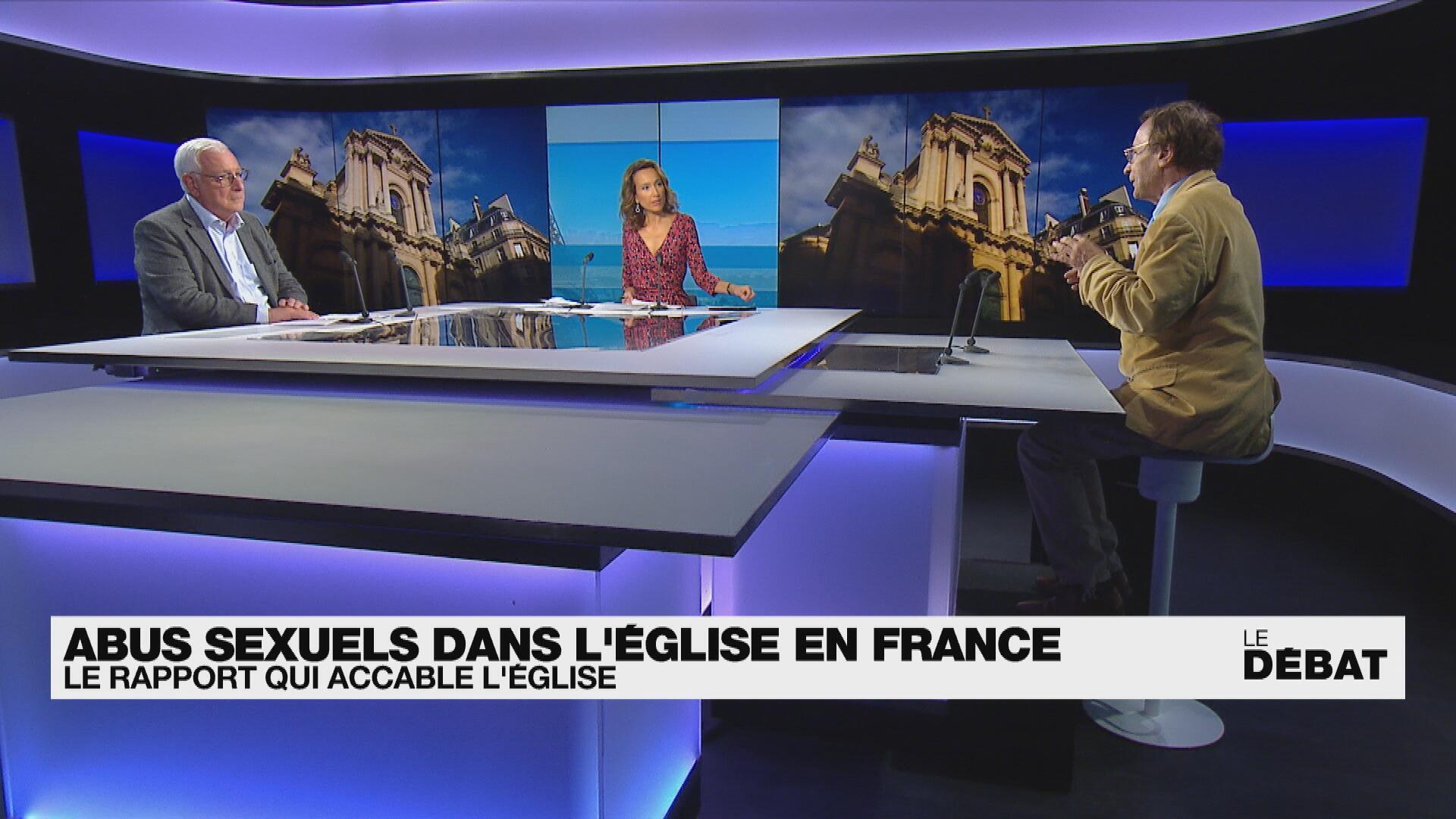 Le Débat de France 24 - mardi 5 octobre 2021