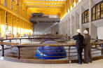 Réforme des retraites : la plus puissante usine hydro-électrique de France à l'arrêt