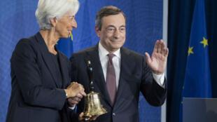 Lagarde-Draghi