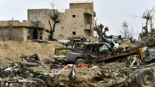 The defeat of the Islamic State group in its last bastion in Syria has raised concerns internationally about the fate of fighters and their families