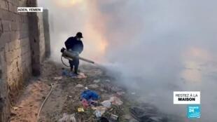 2020-05-06 11:11 Covid-19 au Yémen : une crainte de la hausse de cas pour le système de santé
