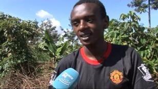 Gibsy s'est caché plus de quatre heures dans des toilettes de l'université de Garissa.