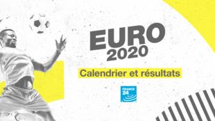 Euro-2021 calendrier resultats