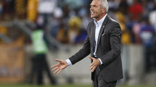 German coach Ernst Middendorp was fired by Kaizer Chiefs after failing to win the South African Premiership