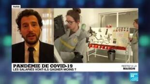 2020-03-30 09:10 Coronavirus : Éviter le chômage de masse, une priorité des États