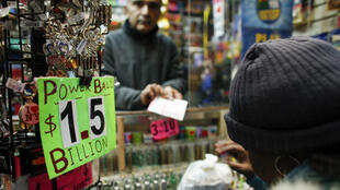 Même si les chances de remporter le jackpot sont infimes, des millions d'Américains ont décidé de tenter leur chance.