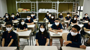 Millions of children in Vietnam have returned to classes after a long break forced by the coronavirus pandemic