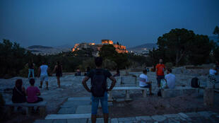 The Acropolis is Greece's most visited site and welcomed 2.9 million guests last year