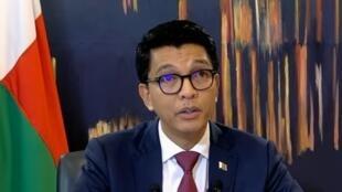 رئيس مدغشقر أندريه راجولينا