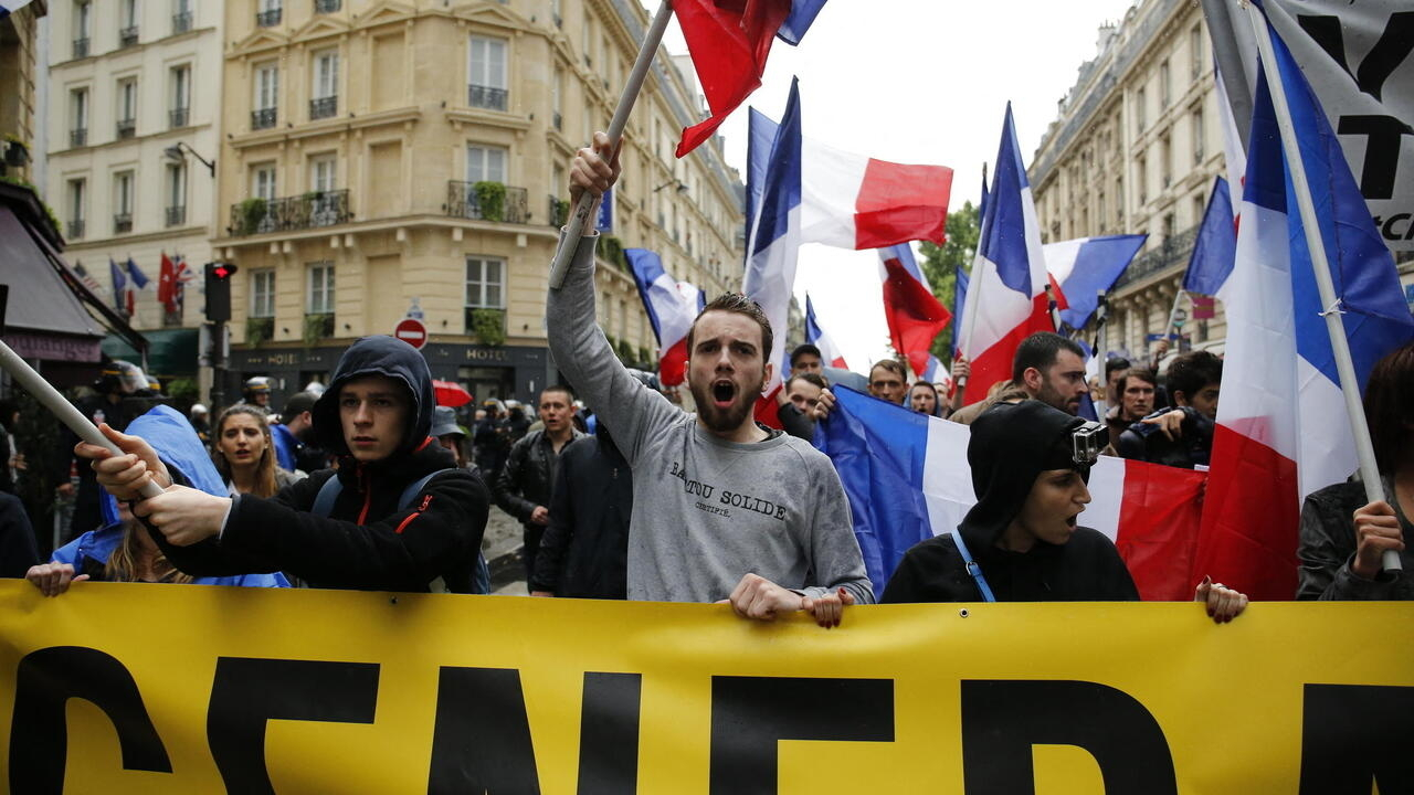 France to ban far-right group Generation Identity