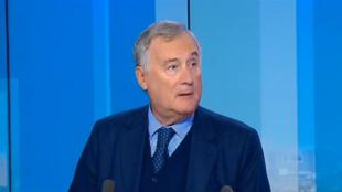 Jean-Michel Lacombe, ancien ambassadeur français au Bangladesh (1992-1995) et en Birmanie (2003-2007).