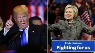 الانتخابات الرئاسية الأمريكية ستجرى في 8 تشرين الثاني/نوفمبر المقبل.