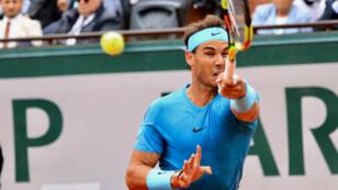 Rafael Nadal n'a pas eu beaucoup de répit au 1er tour.