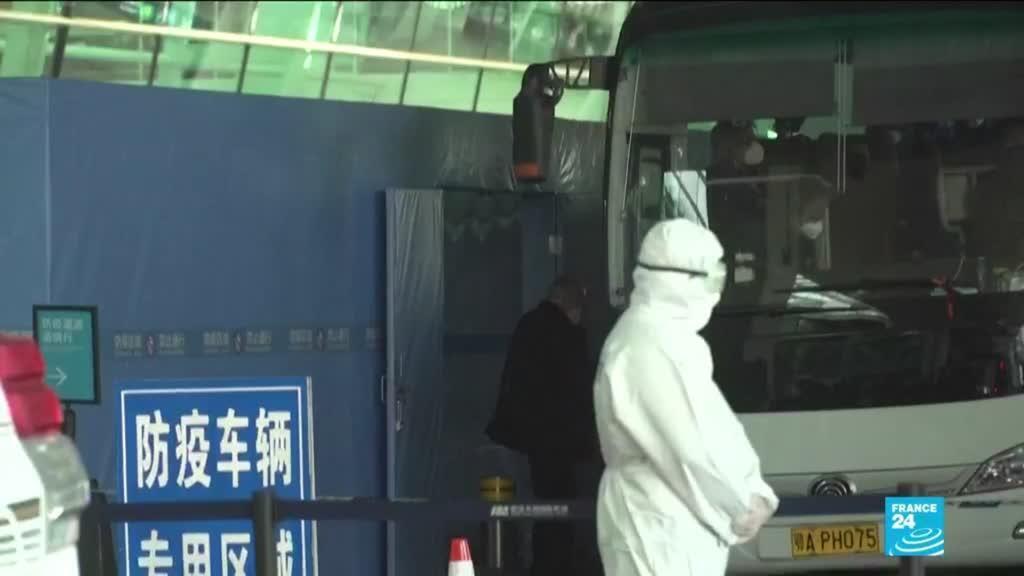 2021-01-28 10:37 Enquête de l'OMS à Wuhan sur le Covid-19 : les experts face au manque de transparence de Pékin