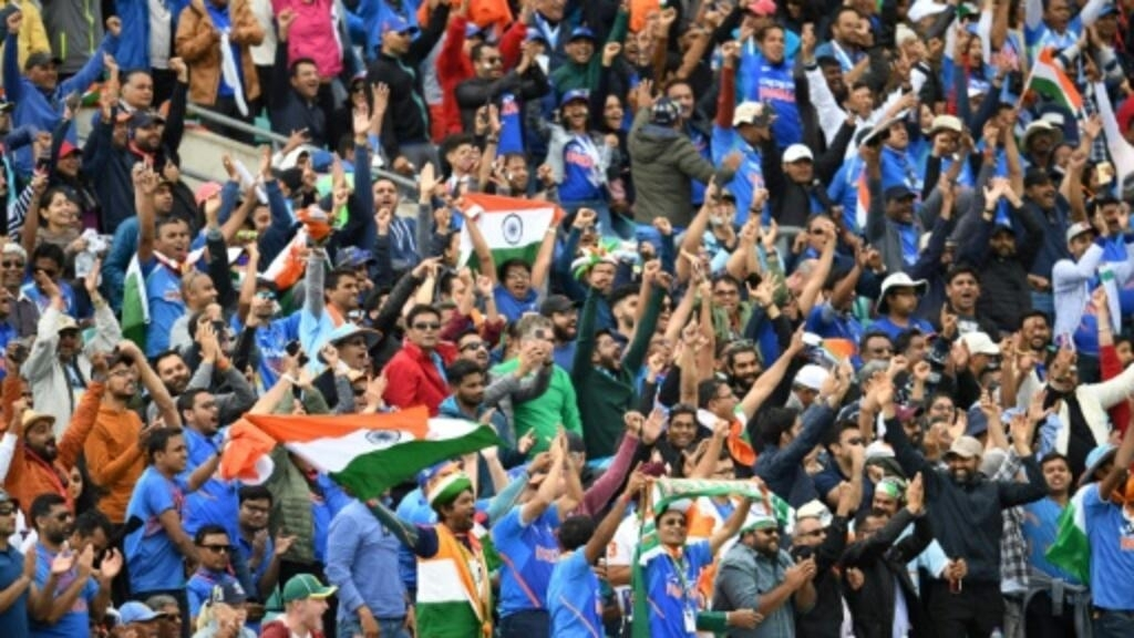 India fans turn superstitious ahead of Pakistan clash