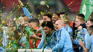 """Ce premier trophée de la saison ouvre une perspective alléchante aux """"Citizens"""": après leur doublé Coupe de la Ligue-Championnat la saison passée, ils sont toujours en course pour un quadruplé cette saison."""