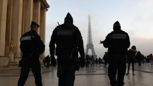 Les grands sites touristiques seront particulièrement sous surveillance pendant la durée des festivités.