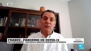 """2020-05-28 14:02 Déconfinement acte II : """"Il y a de très fortes attentes chez les Français"""""""