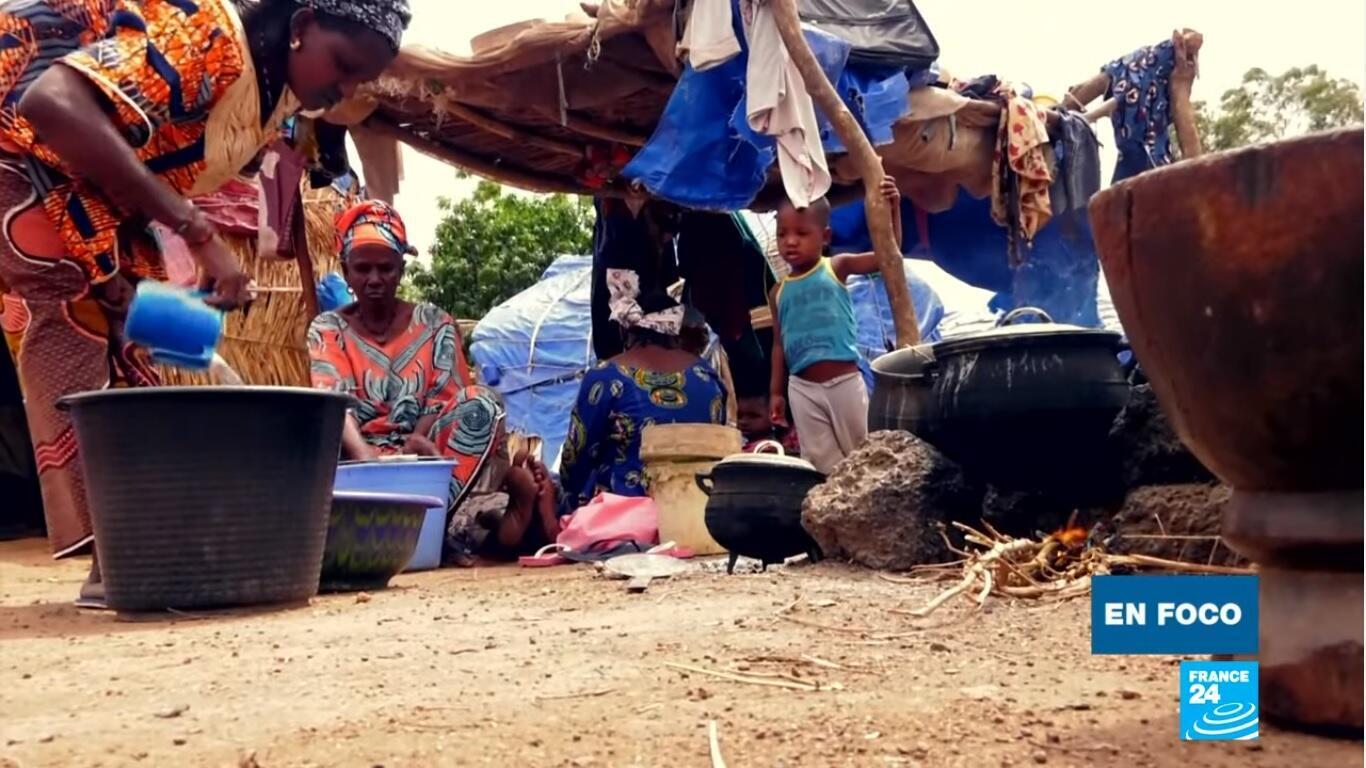En Mali, diversas ONG muestran preocupación por el hacinamiento en los campos de desplazados internos
