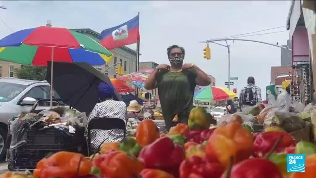 2021-07-09 13:07 Crise politique en Haïti : le choc et l'inquiétude des haïtiens de New-York