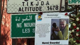 Jund al-Khilafa a revendiqué l'enlèvement le 21 septembre, puis l'assassinat trois jours plus tard, du guide de haute montagne français de 55 ans.