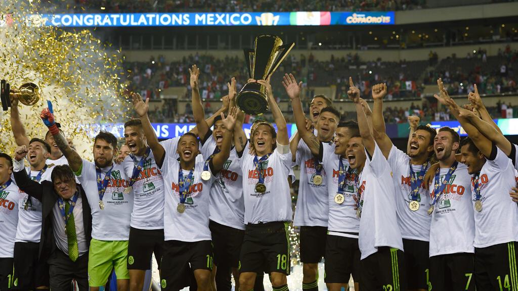 Le Mexique a remporté sa septième Gold Cup en battant la Jamaïque 3-1 en finale dimanche à Philadelphie.