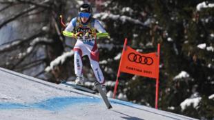 Switzerland's Lara Gut-Behrami