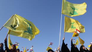 Manifestation Hezbollah