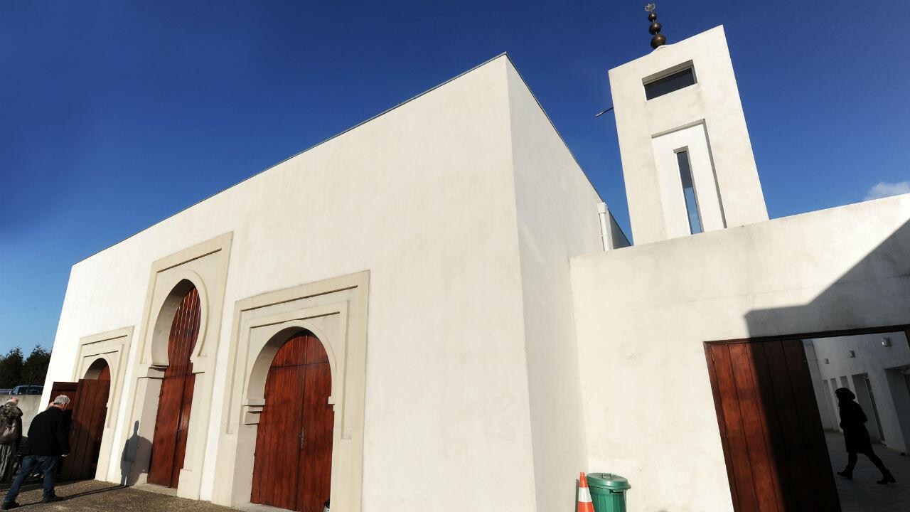 La mosquée de Bayonne (archive mars 2015)