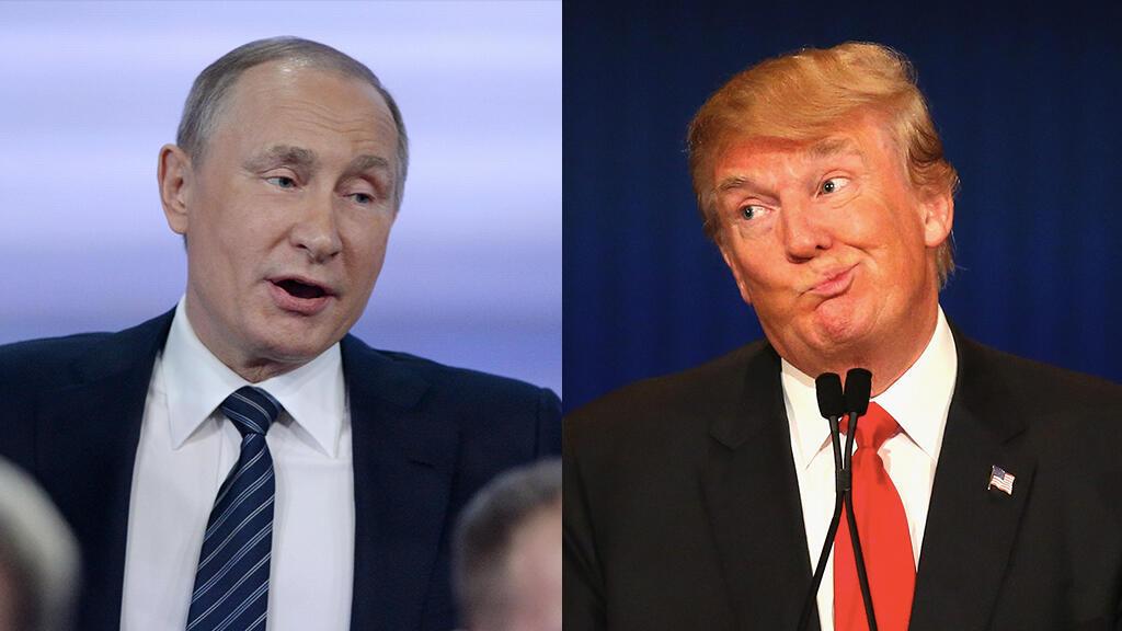 Donald Trump et Vladimir Poutine s'envoient des compliments par médias interposés.