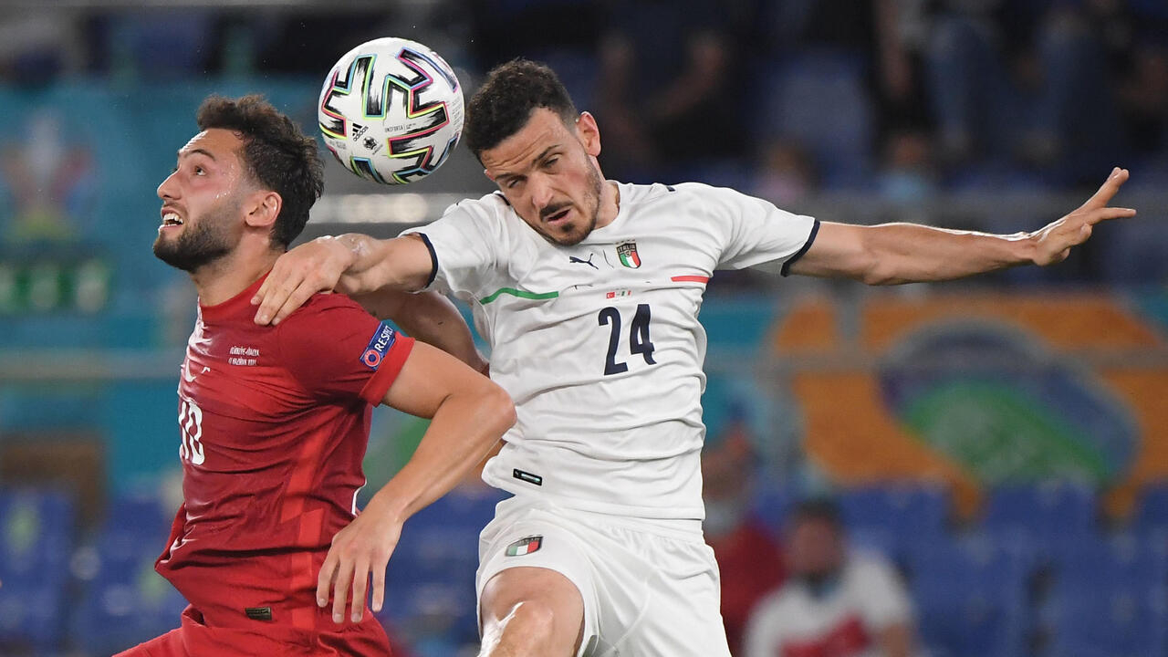 Italy launches Euro 2021 with commanding win over lacklustre Turkey
