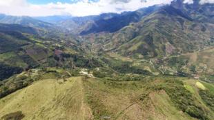 Argelia, Cauca.