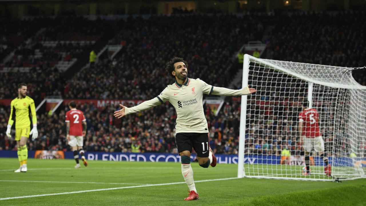 Man Utd humiliated as Salah treble fires Liverpool, West Ham rock Spurs