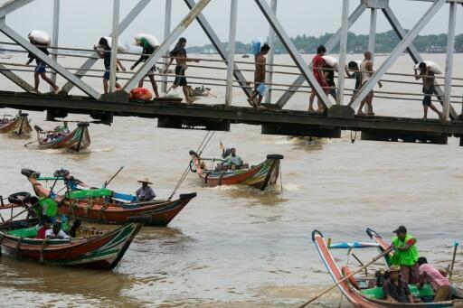 Bridging the gap: Yangon's boom falls short across river