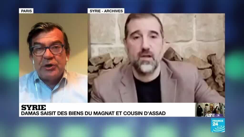 2020-05-20 08:11 Syrie : Damas saisit des biens du magnat et cousin de Bachar