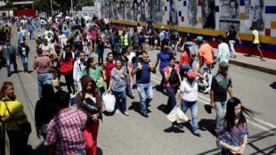 Informe del Banco Mundial revela que más de un milón de venezolanos se han trasladado a Colombia por la situación económica que vive Venezuela.
