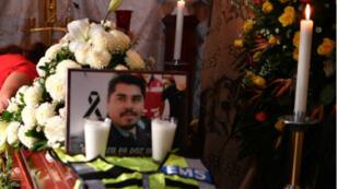 Edgar Esqueda, photojournaliste mexicain, a été assassinné le 6 octobre 2017. Le Mexique est le pays en paix le plus dangereux pour les journalistes.