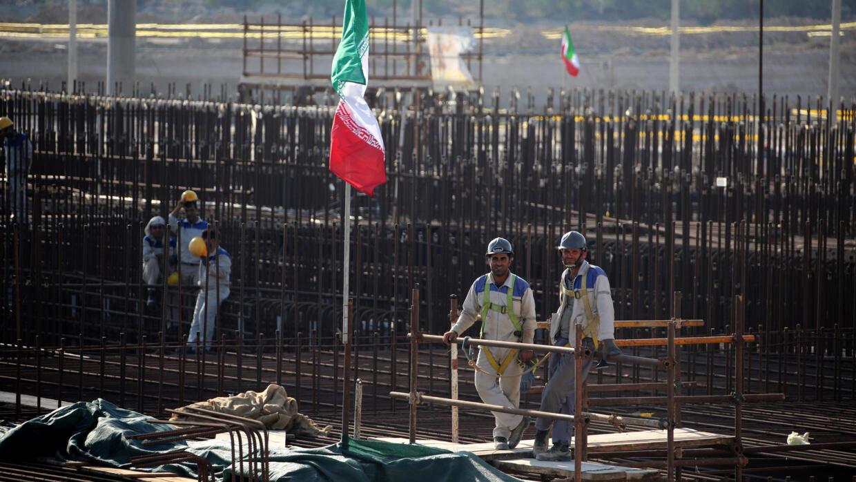 France raises possible return of Iran nuclear sanctions